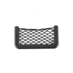 Αυτοκόλλητη Θήκη Κινητού για το Αυτοκίνητο με Ελαστικό Δίχτυ 14 x 8 cm MWS10860