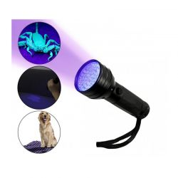 Φακός UV 51 LED MWS4136