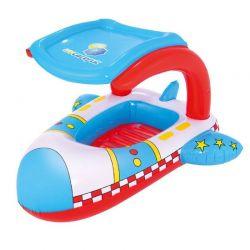 Φουσκωτή Παιδική Βάρκα Θαλάσσης με Τέντα Bestway MWS10716