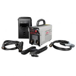 Ηλεκτροκόλληση Inverter LCD 300Α Digital Νέο Μοντέλο 2018 RoyalKraft Line IGBT-N300