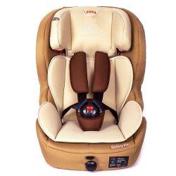 Παιδικό Κάθισμα Αυτοκινήτου Χρώματος Μπεζ για Παιδιά 9-36 Kg KinderKraft Safety - Fix