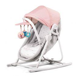 Παιδικό Ρηλάξ 5 σε 1 Χρώματος Ροζ KinderKraft Unimo