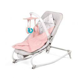 Παιδικό Ρηλάξ 2 σε 1 Χρώματος Ροζ KinderKraft Felio
