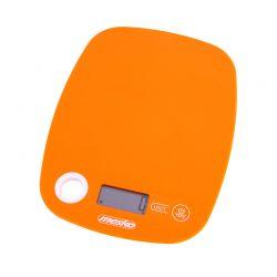Ψηφιακή Ζυγαριά Κουζίνας Mesko Χρώματος Πορτοκαλί MS3159