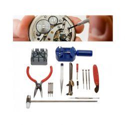Σετ 16 Εργαλείων για Επισκευή Ρολογιών MWS973