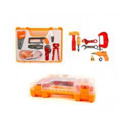 Σετ Παιδικό Βαλιτσάκι με Εργαλεία 15 τμχ MWS4972