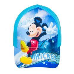 Παιδικό Καπέλο Τζόκευ Χρώματος Γαλάζιο Mickey Mouse Disney ER4198
