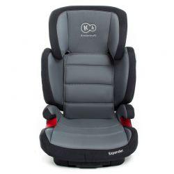 Παιδικό Κάθισμα Αυτοκινήτου Χρώματος Γκρι για Παιδιά 15-36 Kg KinderKraft Expander IsoFix