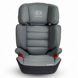 Παιδικό Κάθισμα Αυτοκινήτου Χρώματος Γκρι για Παιδιά 15-36 Kg Kinderkraft Junior Plus