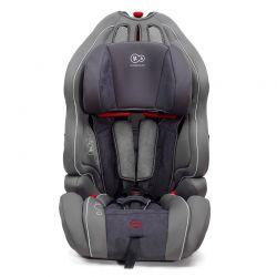 Παιδικό Κάθισμα Αυτοκινήτου Χρώματος Γκρι για Παιδιά 9-36 Kg Kinderkraft Smart Up