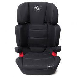 Παιδικό Κάθισμα Αυτοκινήτου Χρώματος Μαύρο για Παιδιά 15-36 Kg Kinderkraft Junior Plus
