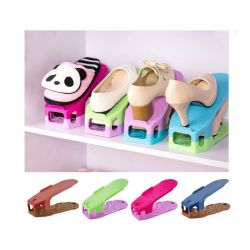 Σετ Θήκες Οργάνωσης Παπουτσιών για 4 Ζευγάρια MWS10613