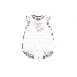 Βρεφικό Φορμάκι Χρώματος Λευκό Minnie Disney ER0135