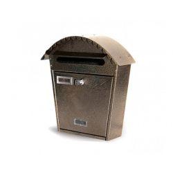 Γραμματοκιβώτιο 36 x 13 x 37 cm Χρώματος Χρυσό MWS14502