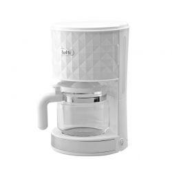 Καφετιέρα Φίλτρου 1.25 Lt Χρώματος Λευκό Botti CM0202