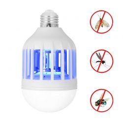Λάμπα LED για Προστασία από Έντομα 2 σε 1 Cenocco CC-9061
