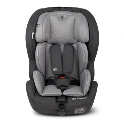 Παιδικό Κάθισμα Αυτοκινήτου Χρώματος Γκρι για Παιδιά 9-36 Kg 2018 KinderKraft Safety - Fix