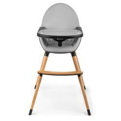 Παιδικό Κάθισμα Φαγητού 2 σε 1 Χρώματος Μαύρο KinderKraft FINI KKKFINIBLK0000