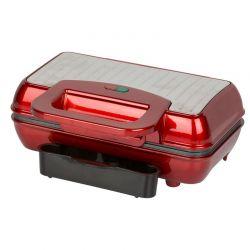 Συσκευή Παρασκευής για 2 Ηamburger 800 W Telefunken 95073