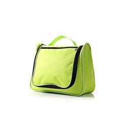 Αδιάβροχο Νεσεσέρ Καλλυντικών Χρώματος Πράσινο Toil-GREEN