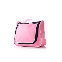 Αδιάβροχο Νεσεσέρ Καλλυντικών Χρώματος Ροζ Toil-Light PNK
