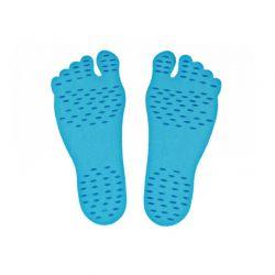 Αντιολισθητικά και Προστατευτικά Αυτοκόλλητα Πέλματα Χρώματος Μπλε 2 τμχ MWS14634