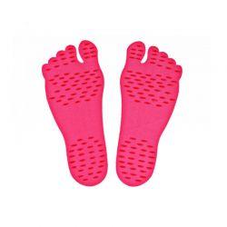 Αντιολισθητικά και Προστατευτικά Αυτοκόλλητα Πέλματα Χρώματος Ροζ 2 τμχ MWS14634