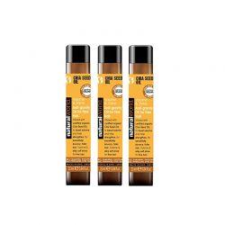 Αντιβακτηριδιακό Λάδι Όγκου και Λάμψης για Λεπτά Μαλλιά Chia Seed Oil 3 τμχ 25 ml Natural World 09281NAT 3pcs