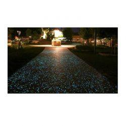 Διακοσμητικές Πέτρες που Λάμπουν στο Σκοτάδι Πολύχρωμες 100 τμχ MULTI glowstone