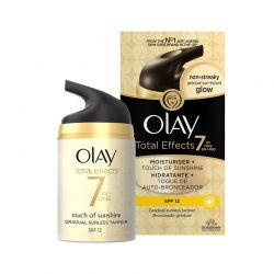 Ενυδατική Κρέμα Ημέρας Olay Total Effects 7 σε 1 Spf 12 50 ml