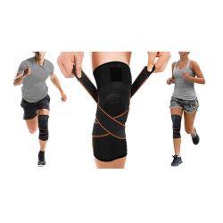 Επιγονατίδα με Ρυθμιζόμενους Ιμάντες strap knee sleeve