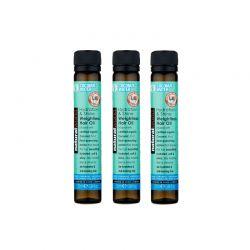 Λάδι Καρύδας Ενυδάτωσης και Λάμψης για Αδύναμα Μαλλιά 3 τμχ 25 ml Natural World 09041NAT 3pcs