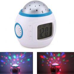 Ψηφιακό Ρολόι με Φωτισμό Αστεριών SPM starlight clock