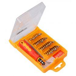 Σετ Κατσαβίδια Ακριβείας σε Κασετίνα 32 τμχ 32 torx screw
