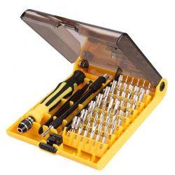 Σετ Κατσαβίδια Ακριβείας σε Κασετίνα 45 τμχ SPM 45 torx screw
