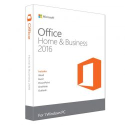 Microsoft Office Home and Business 2016 32/64 Bit for PC για Οικιακή Χρήση και Επιχειρήσεις T5D-02316