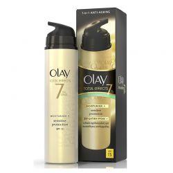 Αντιγηραντική Ενυδατική Κρέμα Ημέρας Olay Total Effects 7 σε 1 SPF 15 50 ml OLAY SENSITIVE 50ML