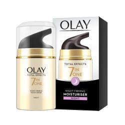 Αντιγηραντική Ενυδατική Κρέμα Νυκτός Olay Total Effects 7 σε 1 50 ml OLAY EFFECTS NC50ML