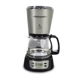 Καφετιέρα Φίλτρου για 6 Φλιτζάνια Καφέ 750 ml Techwood TCA-840