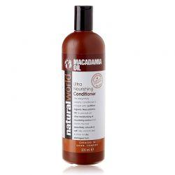 Μαλακτική Κρέμα με Λάδι Macademia για Ενυδάτωση και Θρέψη 500 ml Natural World 09253NAT