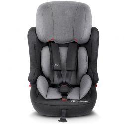 Παιδικό Κάθισμα Αυτοκινήτου Χρώματος Γκρι για Παιδιά 9-36 Kg KinderKraft Fix2Go IsoFix
