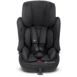 Παιδικό Κάθισμα Αυτοκινήτου Χρώματος Μαύρο για Παιδιά 9-36 Kg KinderKraft Fix2Go IsoFix