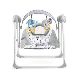 Παιδικό Ρηλάξ - Κούνια 2 σε 1 Χρώματος Mint KinderKraft Flo KKBFLOMINT0000