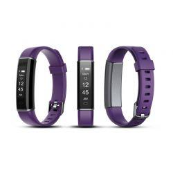 Ρολόι Fitness Tracker Aquarius AQ113 Χρώματος Μωβ R166159