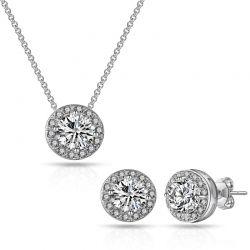 Σετ Κοσμήματα Philip Jones 3 τμχ με Κρύσταλλα Swarovski®