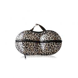 Θήκη Ταξιδιού για Γυναικεία Εσώρουχα Χρώματος Leopard SPM Braorg-LEOPARD