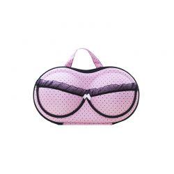 Θήκη Ταξιδιού για Γυναικεία Εσώρουχα Χρώματος Ροζ SPM Braorg-HOTPNK