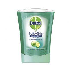 Ανταλλακτικό Υγρό Κρεμοσάπουνο Συσκευής Dettol No-Touch Αγγούρι 250 ml Dettol-CUC
