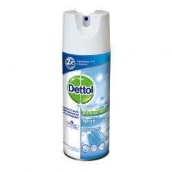 Απολυμαντικό Spray Dettol Mountain Air 400 ml Dettol-Spr-Mountain