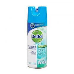 Απολυμαντικό Spray Dettol Spring Waterfall 400 ml Dettol-Spr-Spring